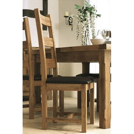 The Smith Collection - Windermere Oak Chair