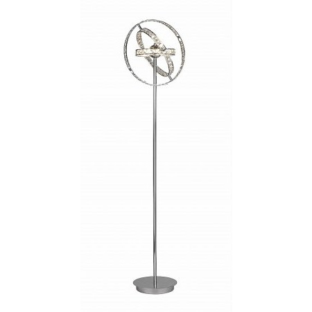 Dar Lighting - Eternity 6 Light Floor Lamp