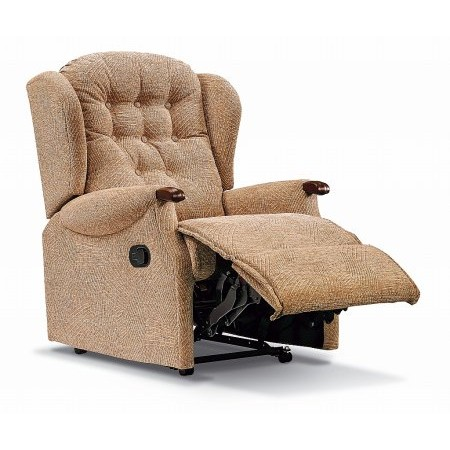Sherborne - Lynton Knuckle Medium Manual Powered Recliner