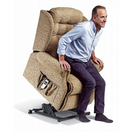 Sherborne - Lynton Royale Dual Motor Lift and Rise Recliner