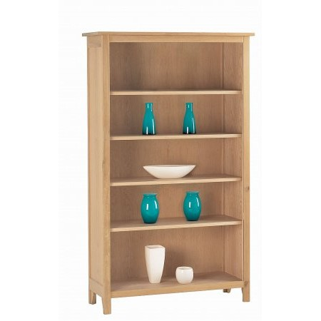 Corndell - Nimbus 4 Shelf Bookcase