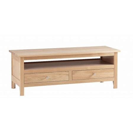 Corndell - Nimbus Low 2 Drawer TV Cabinet