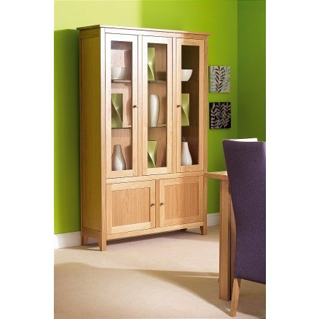 Corndell - Nimbus Triple Glazed Display Cabinet