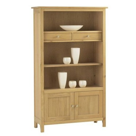 Corndell - Nimbus Medium Bookcase