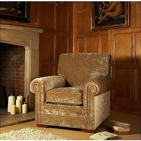 Parker Knoll - Canterbury Chair