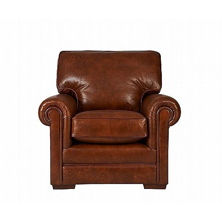 Parker Knoll - Canterbury Leather Armchair
