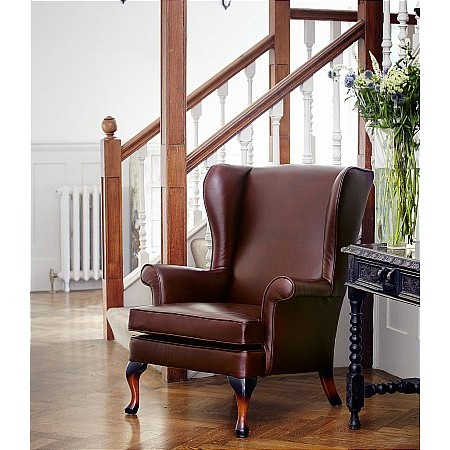 Parker Knoll - Penshurst Leather Chair