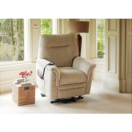 Parker Knoll - Seattle Rise  plus Recliner Chair
