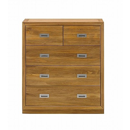 The Smith Collection - Coniston 3  plus 2 Drawer Chest