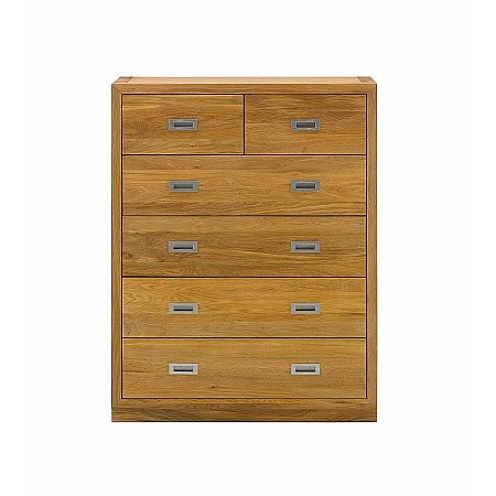 The Smith Collection - Coniston 4  plus 2 Drawer Chest