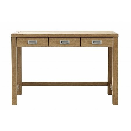The Smith Collection - Coniston Dressing Table With 3 Drawers