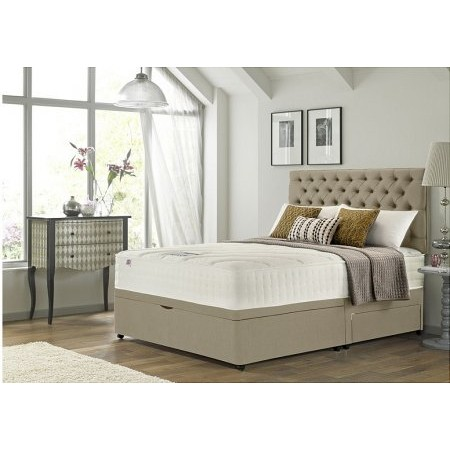 Rest Assured - Cashmere Luxury 2000 Divan Bed