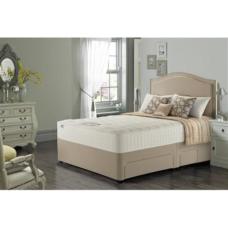 Rest Assured - Silk Luxury 1400 Divan Bed