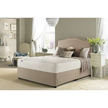Rest Assured - Memory Luxury 800 Divan Bed