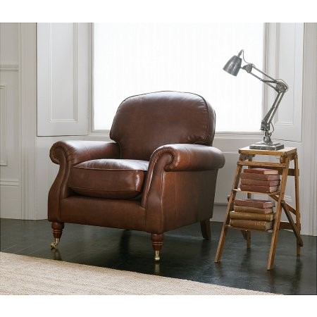 Parker Knoll - Westbury Leather Chair