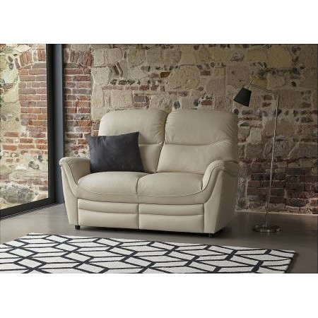 Parker Knoll - Savannah 2 Seater Leather Sofa