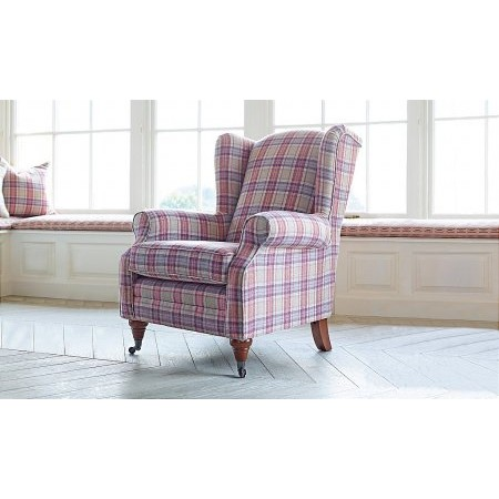 Westbridge Furniture - Heather Wing Chair