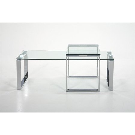 Actona - Katrine Coffee Table with Side Table