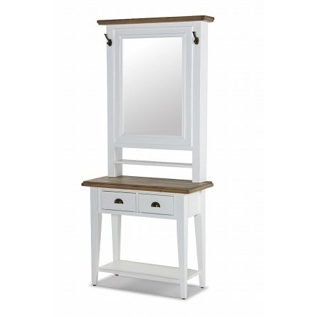 The Smith Collection - Lulworth Console Table  plus Mirror