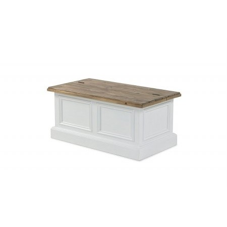 The Smith Collection - Lulworth Storage Coffee Table
