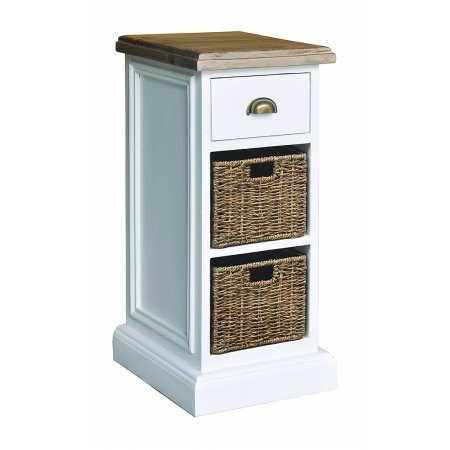 The Smith Collection - Lulworth 1 Drawer Modular Chest