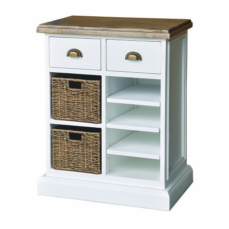 The Smith Collection - Lulworth 2 Drawer Modular Chest
