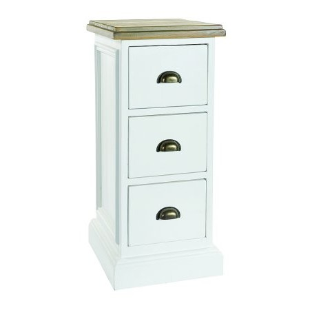 The Smith Collection - Lulworth 3 Drawer Cabinet