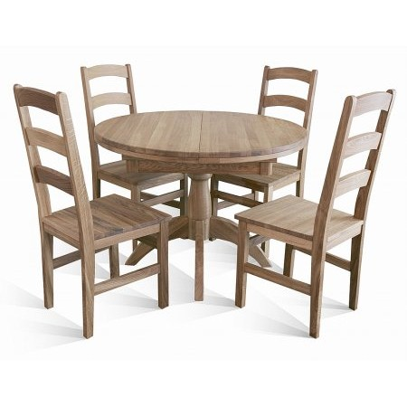 TCH - Windsor Pedestal Table  plus Sandby Chairs
