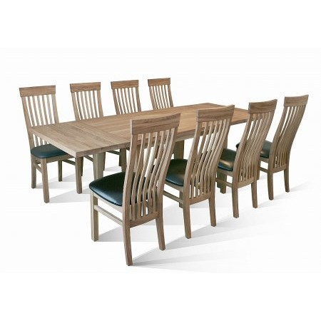 TCH - Windsor Warwick Table  plus Medoc Chairs