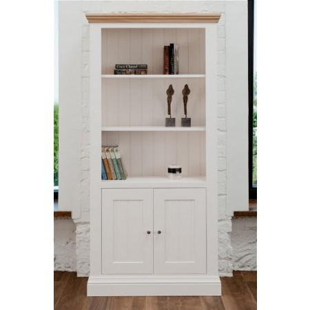 TCH - Coelo Bookcase with 2 Doors