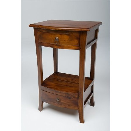 Ancient Mariner - Pacific 2 Drawer Telephone Table