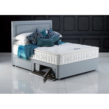 Hypnos - Yale Safe Hidden Bed Storage