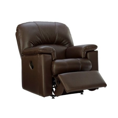 G Plan Upholstery - Chloe Leather Recliner Chair