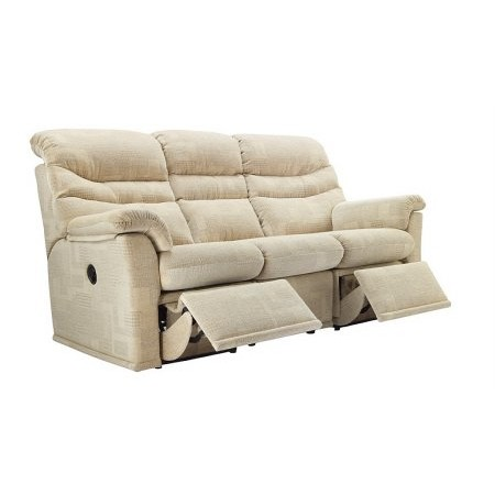 G Plan Upholstery - Malvern 3 Seater Recliner Sofa