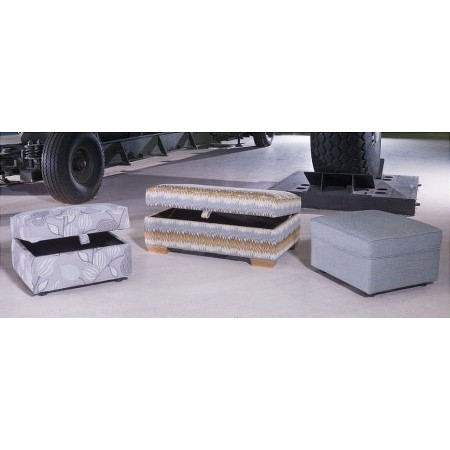 Alstons Upholstery - Hawk Footstools
