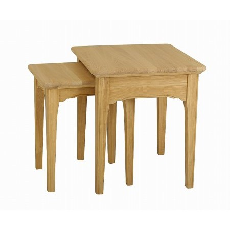 Stag - New England Nest of 2 Tables