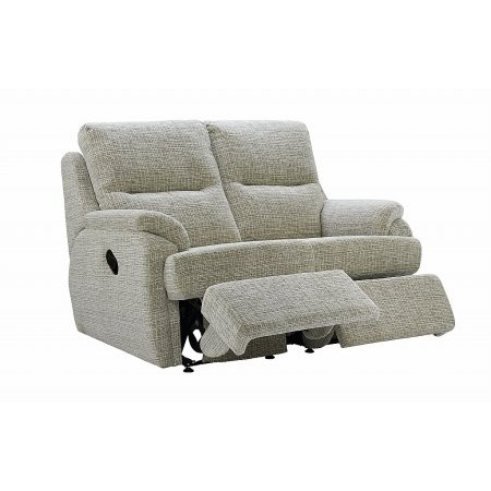 G Plan Upholstery - Hartford 2 Seater Recliner Sofa