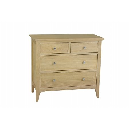 Stag - New England 4 Drawer Chest