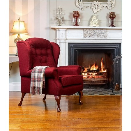 Sherborne - Lynton Fireside High Seat Chair