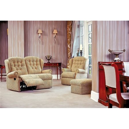Sherborne - Lynton 2 Seater Reclining Settee
