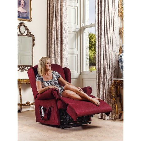 Sherborne - Malvern Royale Lift  plus Rise Recliner Chair