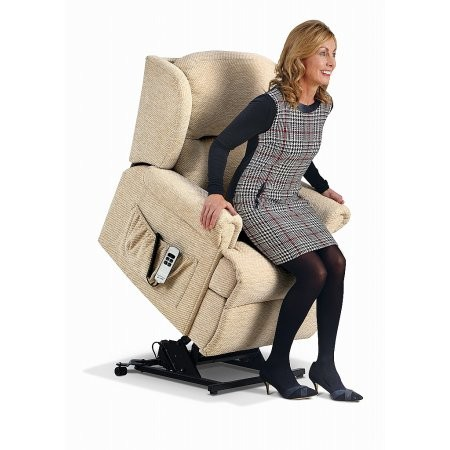 Sherborne - Malvern Small Lift  plus Rise Recliner Chair