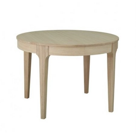 TCH - Mia Round Ext Dining Table