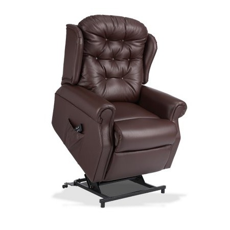 Celebrity - Woburn Standard Leather Lift  plus Rise Recliner