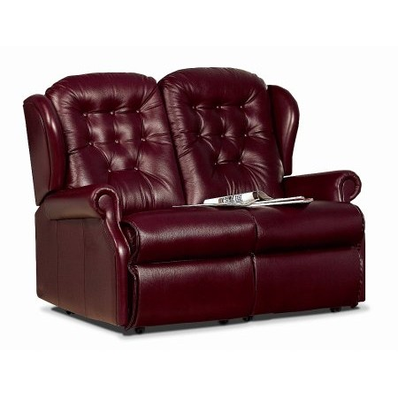 Sherborne - Lynton 2 Seater Leather Sofa