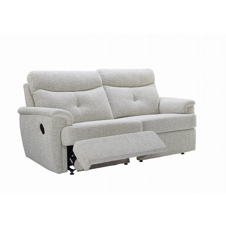 G Plan Upholstery - Atlanta 2 Seater Recliner Sofa