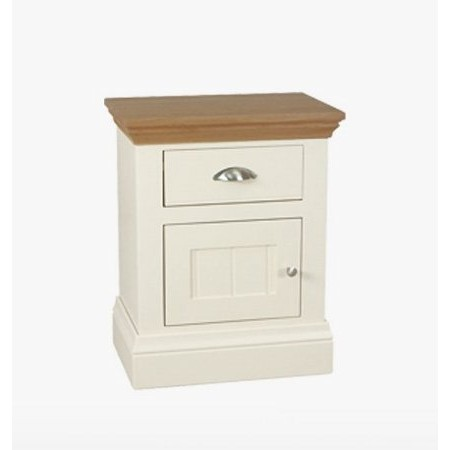 TCH - Coelo 1 Door 1 Drawer Bedside Chest