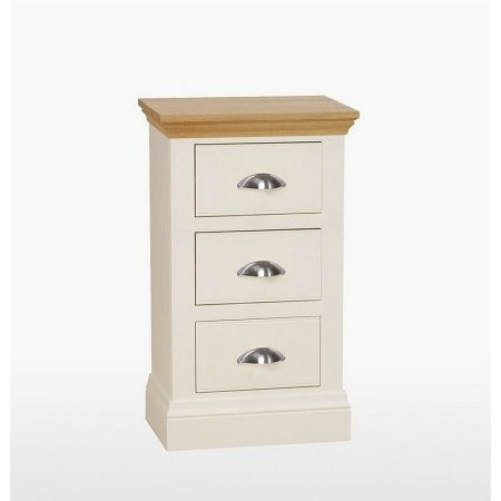 TCH - Coelo 3 Drawer Bedside Chest