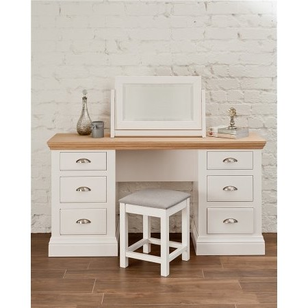 TCH - Coelo Double Pedestal Dressing Table