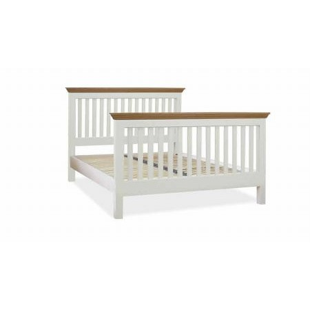 TCH - Coelo High Foot End Slat Bed
